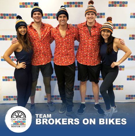 Brokers on Bikes - cg