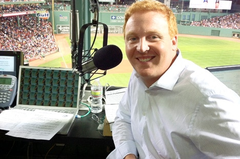 JOHN DOLAN ANNOUNCES RED SOX GAME AT FENWAY PARK