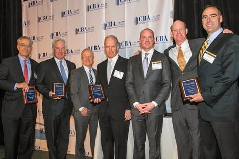 McCALL & ALMY CLINCHES CBA DOWNTOWN OFFICE DEAL OF THE YEAR