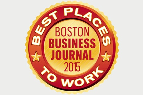 McCALL & ALMY WINS BEST PLACES TO WORK