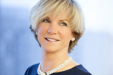 MARY LENTZ NAMED TOP TEN WOMEN IN REAL ESTATE BY WOMEN'S BUSINESS BOSTON